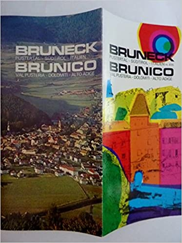 Amazon.it: BRUNECK - BRUNICO Val Pusteria, Trentino Alto Adige - AA ...