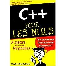 C++ POCHE POUR LES NULS