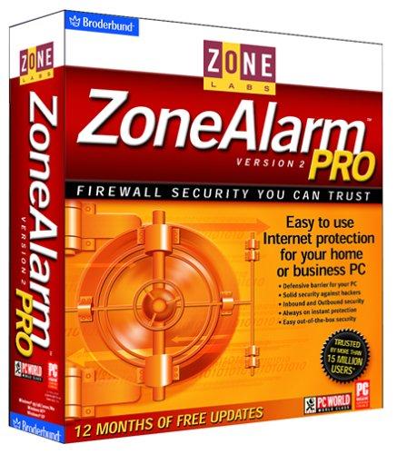 (ZoneAlarm Pro 2)
