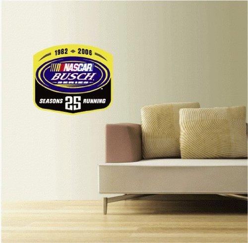Busch Series Nascar Racing Wall Decal Sticker 25
