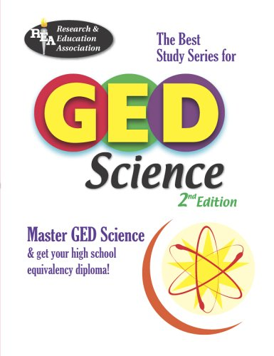GED Science, 4th Edition (GED & TABE Test Preparation) (Best Tabe Test Study Guide)