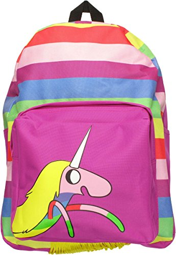Bioworld Adventure Time Lady Rainicorn Hooded Backpack, Multi-Colored ()