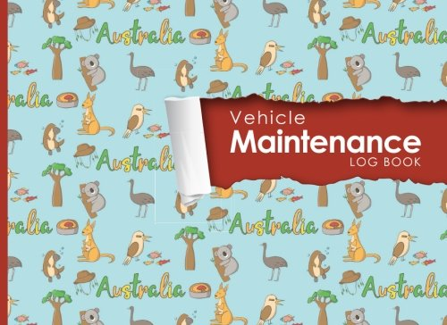"""Download Vehicle Maintenance Log: Repairs And Maintenance Record Book for Cars, Trucks, Motorcycles and Other Vehicles with Parts List and Mileage Log, Cute ... x 6"""" (Vehicle Maintenance Logs) (Volume 95) pdf epub"""