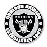 Oakland Raiders Circle Pin - set. 1960
