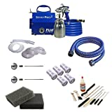 Fuji 2202 Semi-PRO 2 HVLP Spray System With Professional Accessory Kit