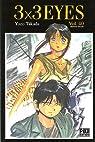 3x3 Eyes, tome 40 par Takada