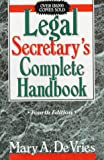 img - for Legal Secretary's Complete Handbook, Fourth Edition book / textbook / text book