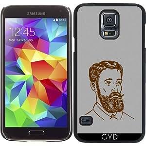 Funda para Samsung Galaxy S5 (SM-G900) - La Cabeza De La Vendimia by hera56