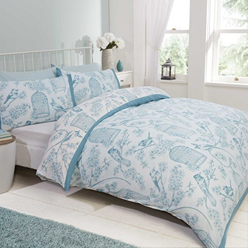 Duck Egg Blue Duvet Sets Amazon Co Uk