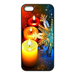 Custom Candles Case Cover , Creative Designed For iPhone 5,5S