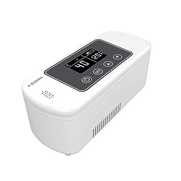 Dison Care Mini refrigerador,insulina portátil caso del recorrido ...