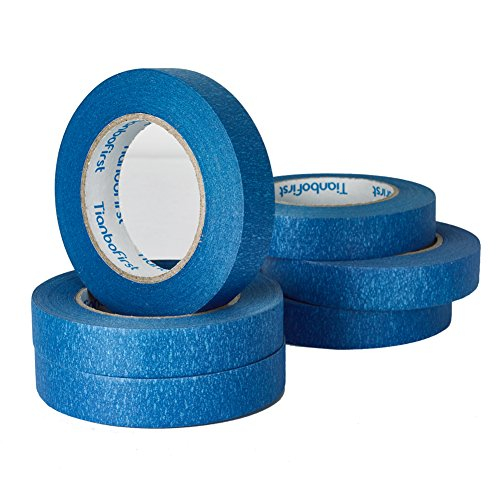 Tianbo First Blue Multi Surface Painter S Masking Tape 0