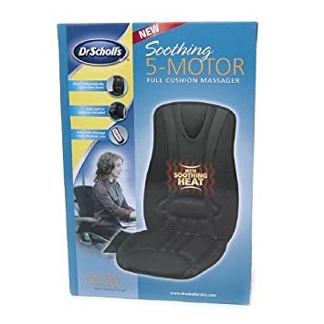 Amazon.com: Dr. Scholl s Soothing 5-motor Full Cojín ...