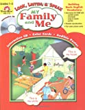 My Family and Me, Jo Ellen Moore, 1557999244