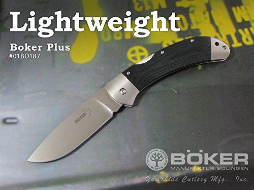 BOKER Plus/ボーカー プラス #01BO187 3000 ライトウェイト フォールディングナイフ 【日本正規品】 B01M0BMUHO