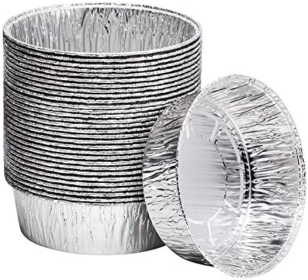 Inch Disposable Round Aluminum Pans product image