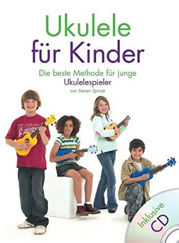 Ukulele Für Kinder: Lehrmaterial, CD für Ukulele