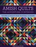amish quilting books - Amish Quilts—The Adventure Continues: Featuring 21 Projects from Traditional to Modern