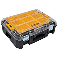 Deals on Dewalt Dwst17805 Tstak V Organizer with Clear Lid