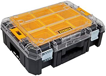 Dewalt DWST17805 Tstak Expansion Organizer With Clear Lid
