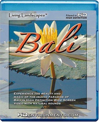 Living Landscapes HD Bali [Blu-ray]