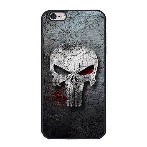 The Punisher Iphone 6 Plus Case,The Punisher Case Cover for Iphone 6/6s Plus ...