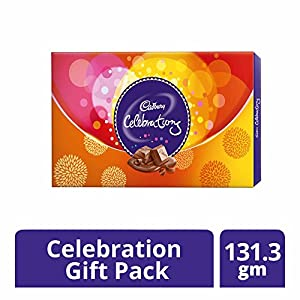 CADBURRY Celebrations Assorted Chocolates Gift Pack (142g)