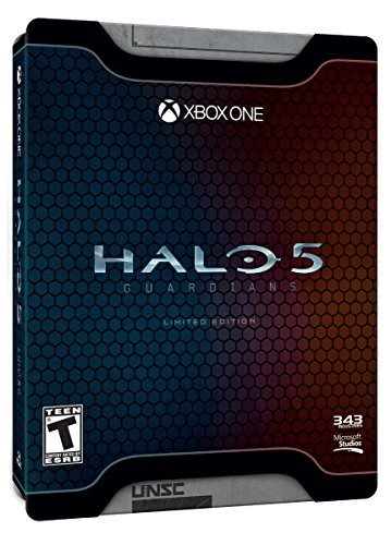 Halo 5  Guardians   Limited Edition  Physical Disc    Xbox One