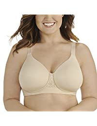 Vanity Fair womens plus-size Vanity Fair Beauty Back Full Figure Wirefree Bra 71380