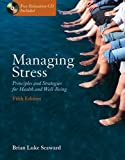 Managing Stress, Seaward, Brian Luke, 0763735329