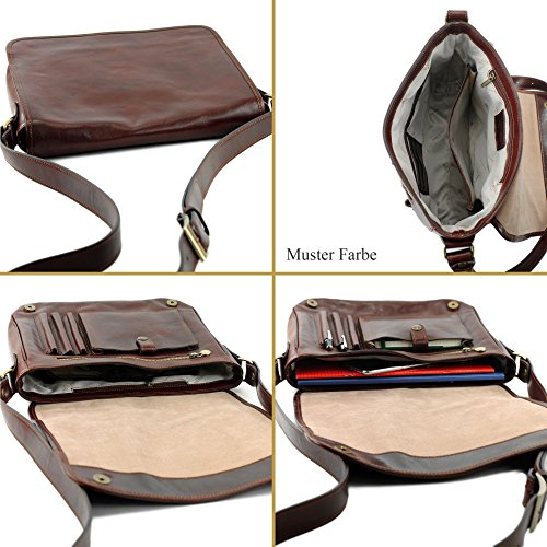 Fashionfashion Of Sizes Handbag Handbag Models Leather Medium 3 Braun A001 Bag Italian A001 Shoulder Leather BBqdr