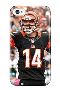 Jon Bresina's Shop Best cincinnatiengals NFL Sports & Colleges newest iPhone 4/4s cases