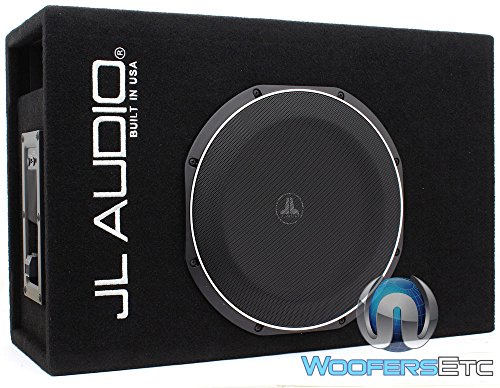 "JL Audio ACP112LG-TW1 400W MicroSub+ Amplified Subwoofer Ported-Enclosure System with Single 12"" 12TW1 Subwoofer"