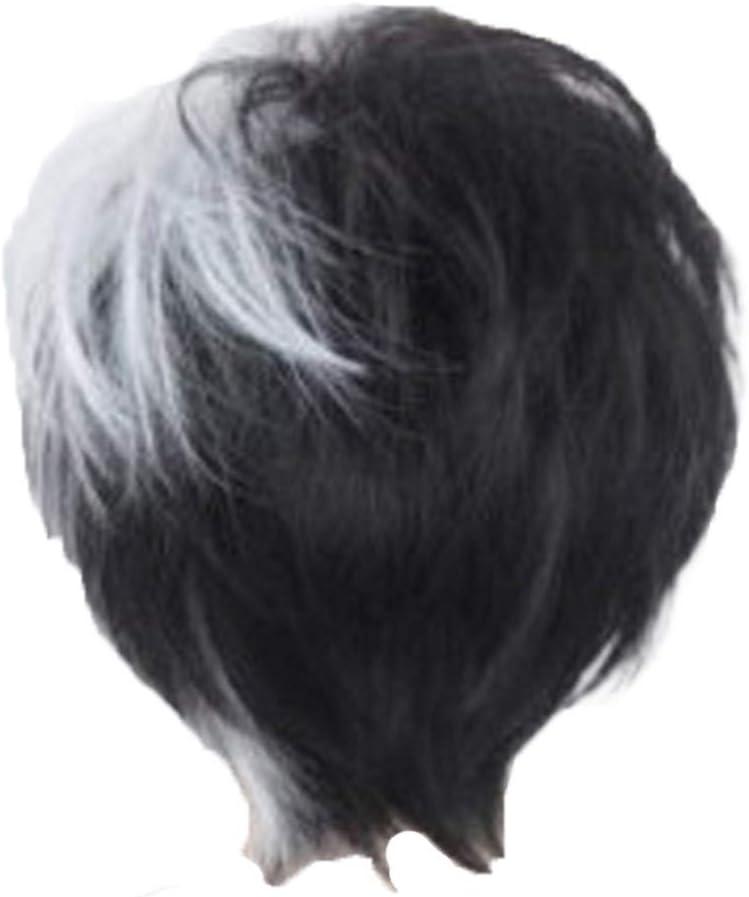 Peluca angelof 15 cm plumas para hombre gorro peluca 360 de ...