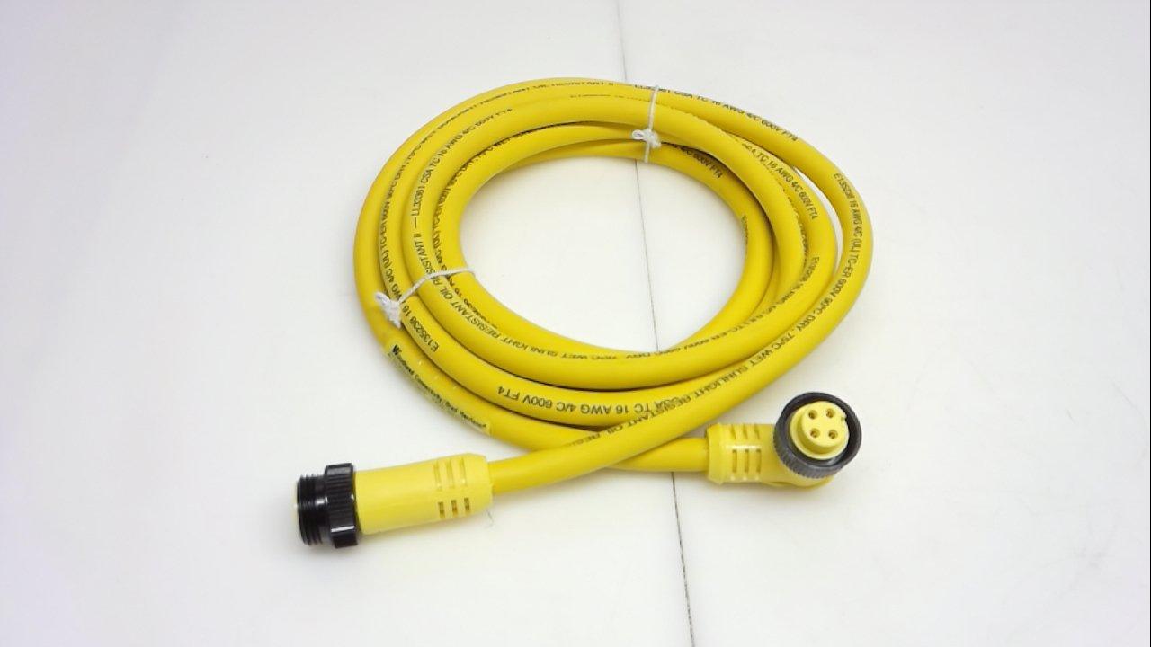 CORDSET MICRO 4 POLE M//M ST//ST 53 METERS #114105 Details about  /BRAD CONNECTIVITY 1201080031