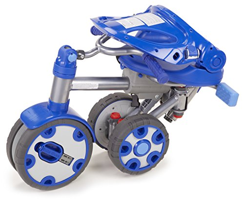 Little Tikes Fold 'N Go 4-in-1 Trike – Blue by Little Tikes (Image #5)