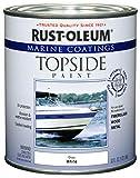 Rust-Oleum 206999 Marine Topside Paint, Gloss