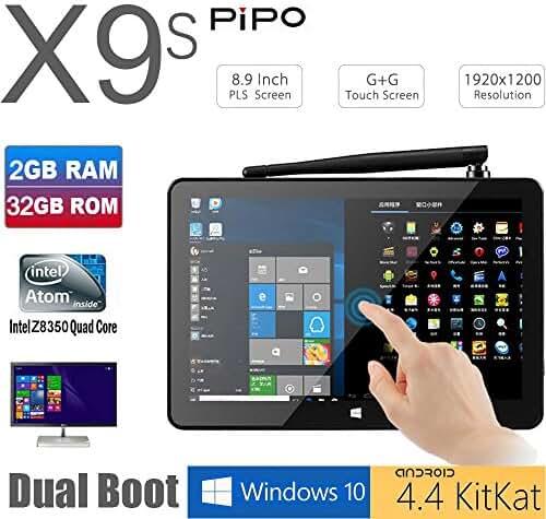 TOZO PIPO X9s 32GB Mini Computer 8.9