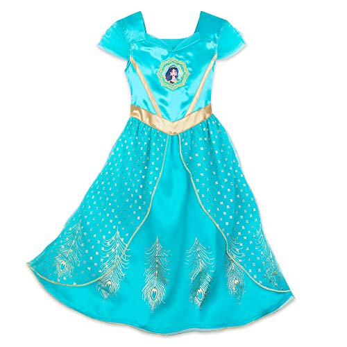 (Disney Jasmine Sleep Gown for Girls Size 9/10 )