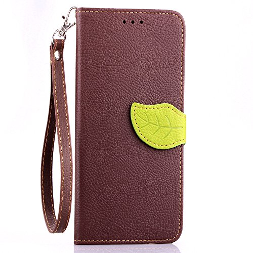 View Leather Flip Cover for ASUS Zenfone 2 (5.5
