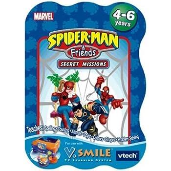 VTech - V Smile - Spider-Man & Friends