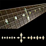 Fretboard Markers Inlay Sticker Decals for Guitar & Bass - Checker Diamonds - AWP
