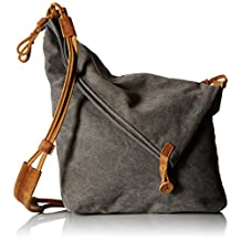 Tom Clovers Summer New Womens Mens Classy Look cool Simple style Casual Canvas Crossbody Messenger Shouder Handbag Tote Weekender Fashion Bag Grey