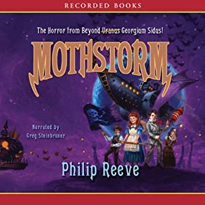 Mothstorm Audiobook