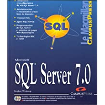 Sql server 7.0 (CD) macmillan