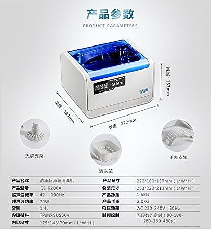 Amazon.com: kowellsonic jp-890 Esterilizador Salon Nail ...