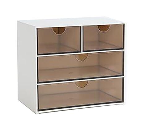 Amazon com : Modern Office Plastic Desktop Storage Drawer