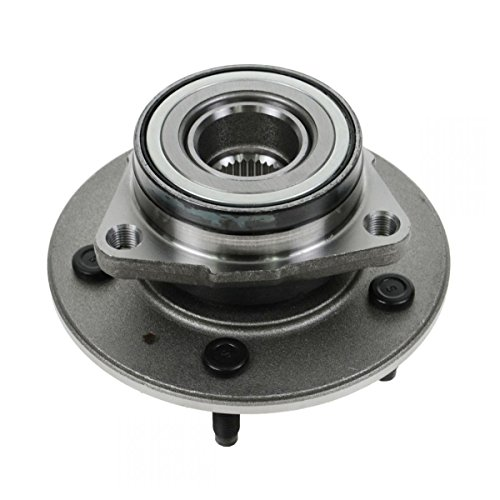 Wheel Hub & Bearing Front Assembly for 00-01 Dodge Ram 1500 Pickup Truck