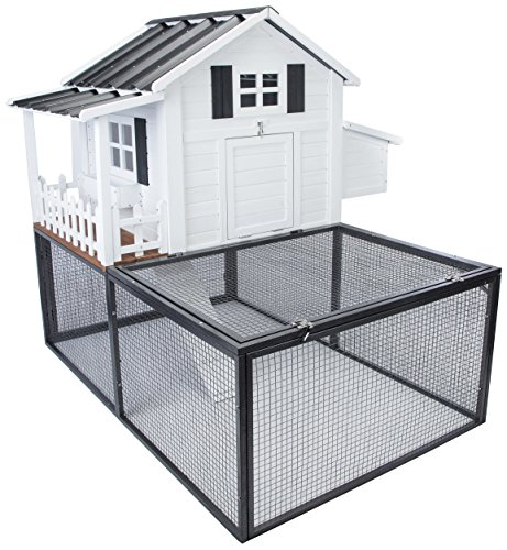 SummerHawk Ranch Southern Charm Chicken Coop ()