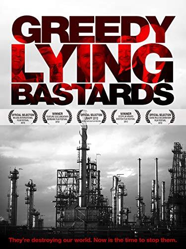 Greedy Lying Bastards (Greedy People)